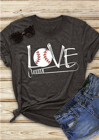 116143ac Women's T-Shirts & Tees | Printed,Vintage,Striped | Fairyseason
